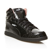 Ikaz Mid - High Sneakers - schwarz