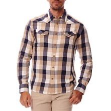 Western safari - Camicia in cotone - multicolore