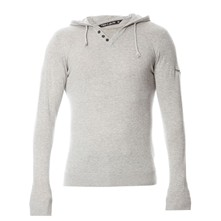 Primo - Pullover - grau meliert