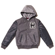 Forty - Chaqueta teddy - gris