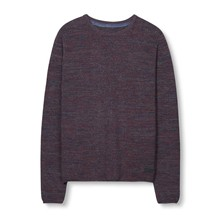 Sweatshirt - bordeauxrot