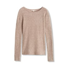 Sweat-shirt - taupe