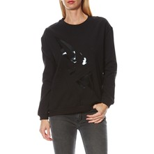 Planet - Sweatshirt - schwarz