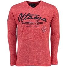 Jarandeo - T-shirt - rouge