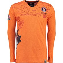 Jalteophile - T-shirt - orange