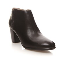 Cottage - Bottines basses en cuir - noir