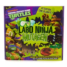 TMNT - Ninja-Turtles-Labor
