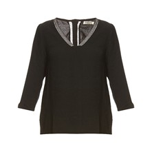 Nancy - Blusa - nero