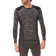 EVOLUTION WARM Blackcomb - T-shirt - grijs