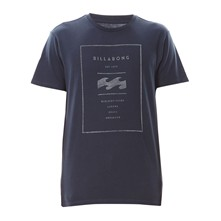 Reversed ss - T-Shirt - blau