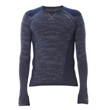 EVOLUTION WARM Blackcomb - Camiseta - azul