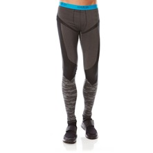 Evolution Warm Blackcomb - Leggings - grau
