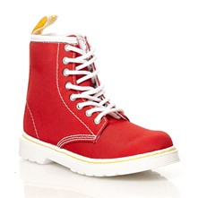 Delaney - Boots - rood