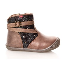 Amaria - Boots - brons