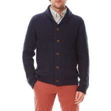 Brinkly - Cardigan - blu scuro