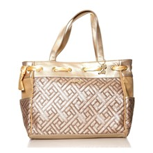 Yori - Shopping Bag - goldfarben