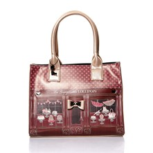 Ygotine - Shopping Bag - rosa