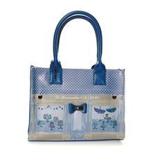 Ygotine - Shopping Bag - blau