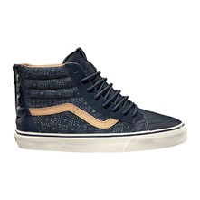 Sk8-Hi Zip - High Sneakers - blau