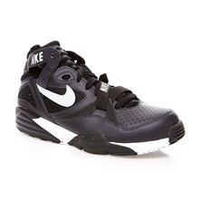 Air Trainer Max' 91 - High Sneakers aus Leder - anthrazit