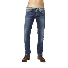 Hatch - Jean slim - denim azul