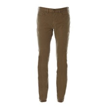 Five Pocket slim stretch - Pantaloni slim - kaki