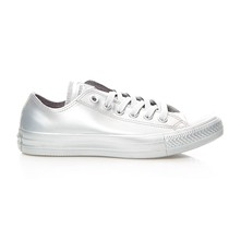 Ctas Metallic Rubber Ox - Sneakers - silberfarben