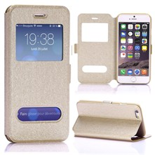 Funda folio para Iphone 5/5S/SE - Oro