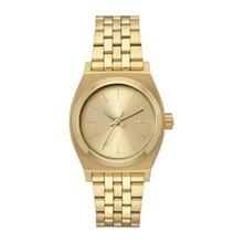 Medium teller time - Montre casual - or