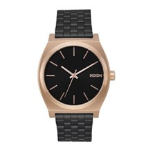 Small Time Teller - Montre casual - Noire / Rose / Noire