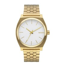 Time Teller - Estilo casual - blanco