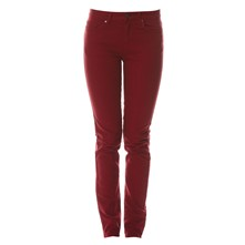 Jeans Slim - bordeaux