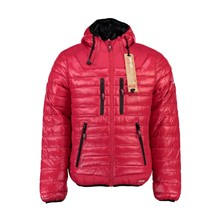 Brownie - Winterjacke - rot