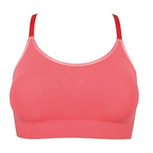 Hot Crop - Reggiseno - corallo