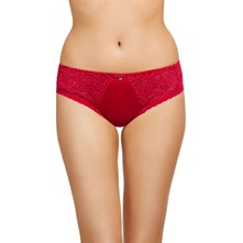 Heaven Lace - Culotte - rouge