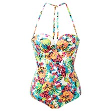 Hot Tropic - Costume intero - multicolore