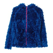 Lianna AT200 - Fleece sweater - klassiek blauw