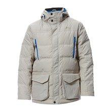 Stalled - Winterjacke - beige