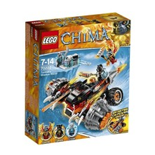 Chima - Panther-Bulldozer