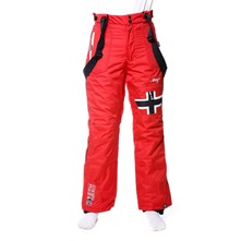 Whitney - Pantalon de ski - rouge
