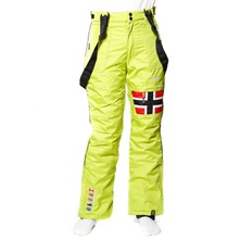 Wonderfull - Pantaloni da sci - giallo