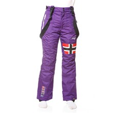 Wonderfull - Pantalon de ski - mauve