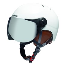 Crystal - Casque Freeride - blanc