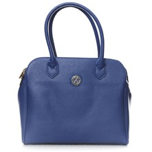 Eternity M - Shopping Bag - blau