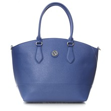 Eternity L - Shopping Bag - blau