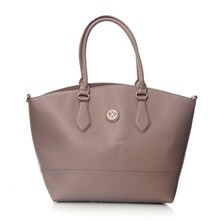Eternity L - Shopping bag - malva