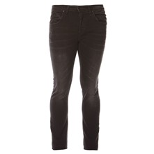 MOON BLACK STONE - Jeans Slim - nero