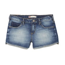 Nelly 2 - Shorts - jeansblau