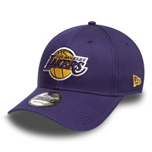 9Forty Lakers - Cappellino - viola