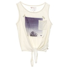 Key's Boarder - Tanktop - wit